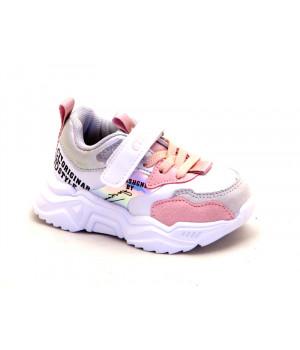 Кроссовки для детей CliBee L193 pink (21-26р.)