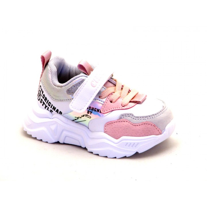 Купить кроссовки для ребенка CliBee L193 pink