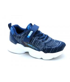 Кроссовки для мальчика CliBee F923 blue (33-38р.)
