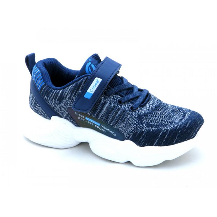 Купити дитячі кросівки на хлопчика CliBee F923 blue