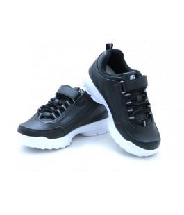 Кросівки для хлопчика CliBee L-152 black (32-37р.)
