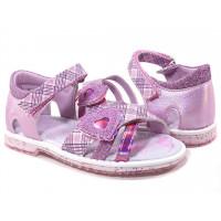 Босоножки для девочек CliBee Z727 pink (26-31р.)