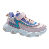 Кросівки для дівчинки CliBee E-61 pink (31-36р.)