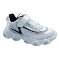Кросівки для дівчинки CliBee E-61 white  (31-36р.)