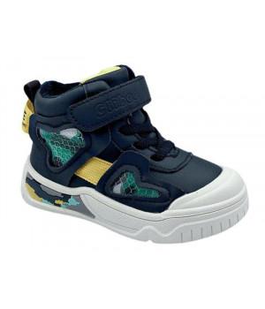 Демісезонні черевики для хлопчика CliBee H262 black (22-26р.)