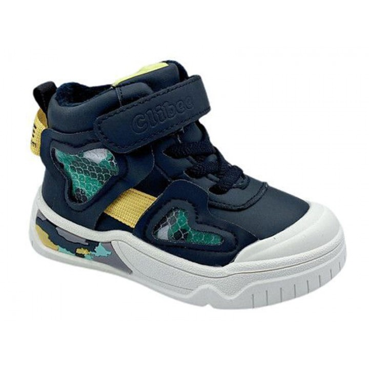 Купити демісезонні черевики для хлопчика CliBee H262