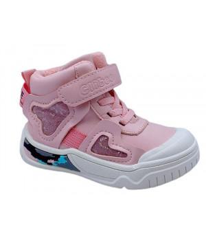 Демісезонні черевики для дівчинки CliBee H262 Pink (22-25р.)