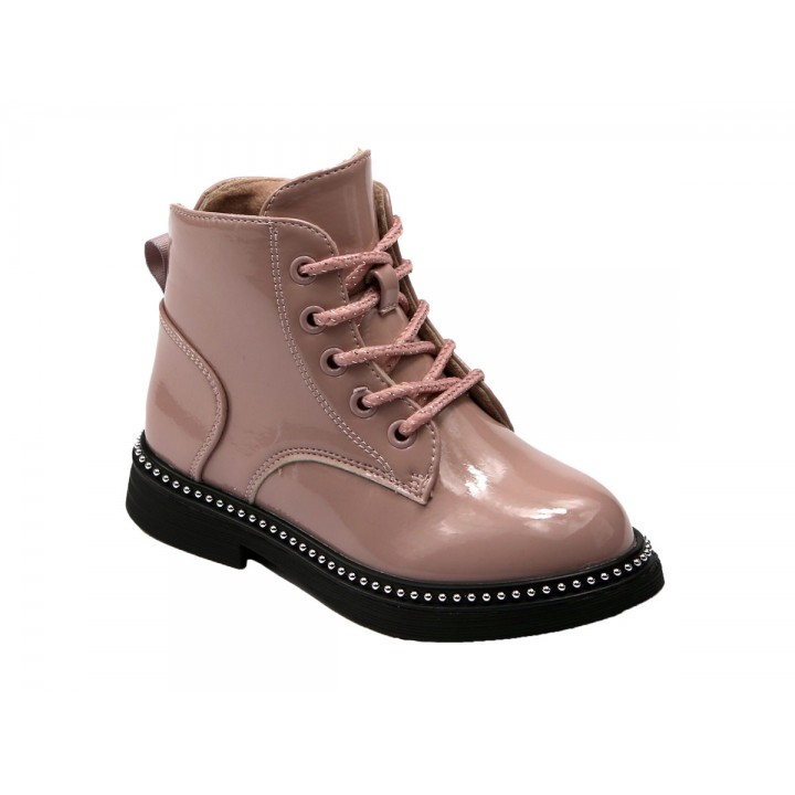 Купити дитячі черевики на дівчинку Apawwa NQ68-1 pink
