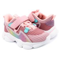 Кросівки для дівчинки CliBee F-1 pink  (27-32р.)