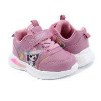 Кроссовки для девочки CliBee F970 pink (21-26р.)