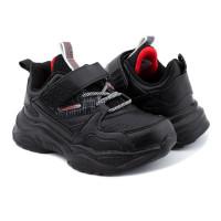 Кроссовки для мальчика CliBee F981 black (27-32р.)