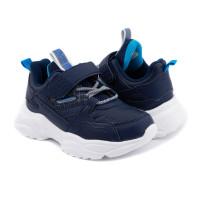 Кросівки для хлопчика CliBee F981 blue-blue  (27-32р.)