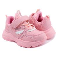 Кроссовки для девочки CliBee F981 pink (27-32р.)