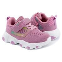Кросівки для дівчинки CliBee F985 pink  (21-26р.)