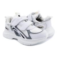Кросівки для дітей CliBee F987 white  (32-37р.)