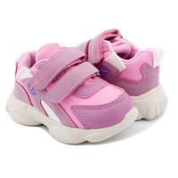 Кросівки для дівчинки CliBee L-192 pink  (21-26р.)