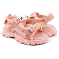 Босоножки для девочек CliBee Z810 pink (31-36р.)