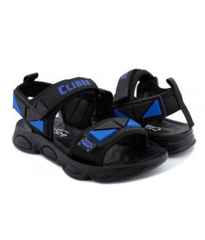 Босоніжки для хлопчика CliBee Z850 blue (32-37р.)