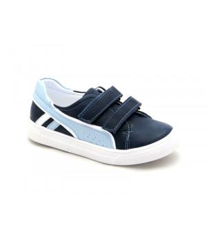 Кожаные кроссовки для мальчика Krokky 13065011 (26-30р.)