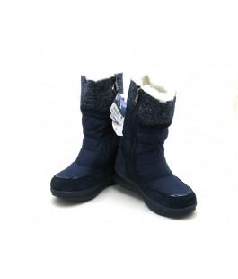 Мембранные ботиночки для девочки Krokky 82411 (30-37р.)