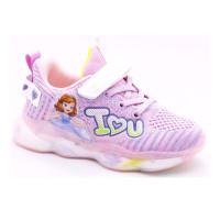 Кросівки для дівчат Paliament 2059-6 LED   (26-31р.)