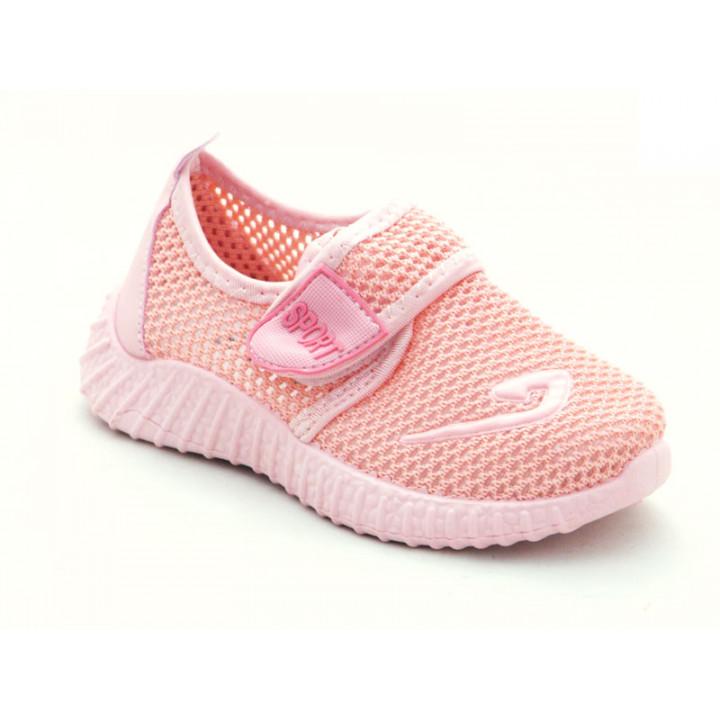 Купити дитячі кросівки сіточку на дівчинки BBT F5680-2