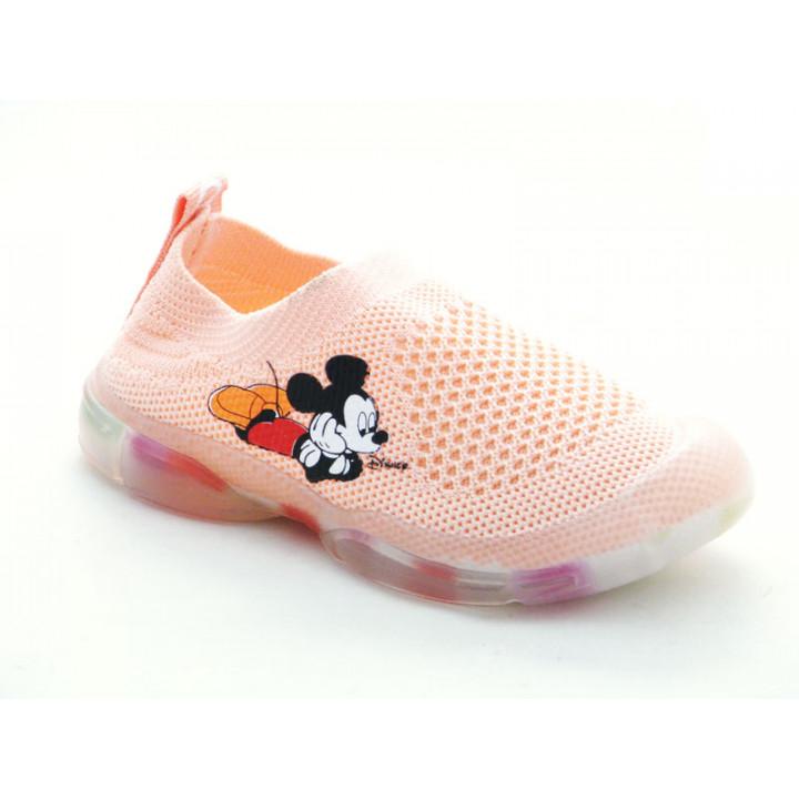 Купити дитячі кросівки сіточку на дівчинки Kimbo-o FL683-1F