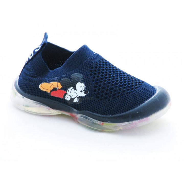 Купити дитячі кросівки сіточку на хлопчика Kimbo-o FL683-1B