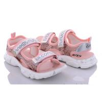 Босоножки для девочек CliBee Z855-1 pink (32-37р.)