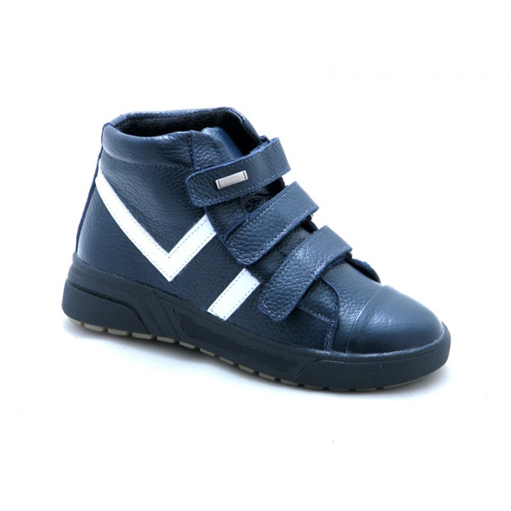 Демисезонные ботинки для мальчиков Jordan 6052