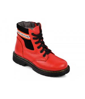 Стильні зимові черевики для дівчинки MAXUS snow 2011  (32-39р.)
