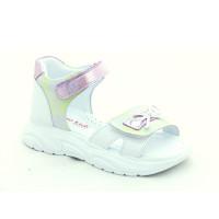 Шкіряні босоніжки для дівчинки Minno Kids Orthopedic 2030 (26-30р.)