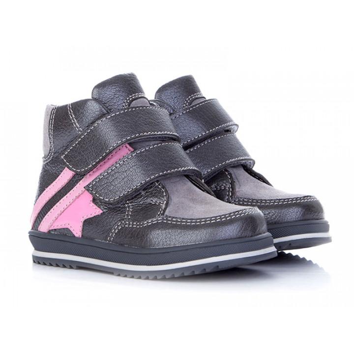 Демісезонні черевики для дівчинки Miracle Me 4516