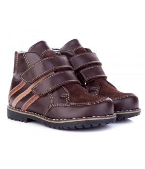 Демісезонні черевики для хлопчика Miracle Me 8716 (26-33р.)