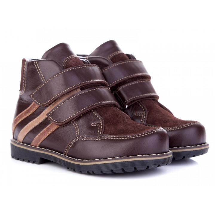 Демісезонні черевики для хлопчиків Miracle Me 8716