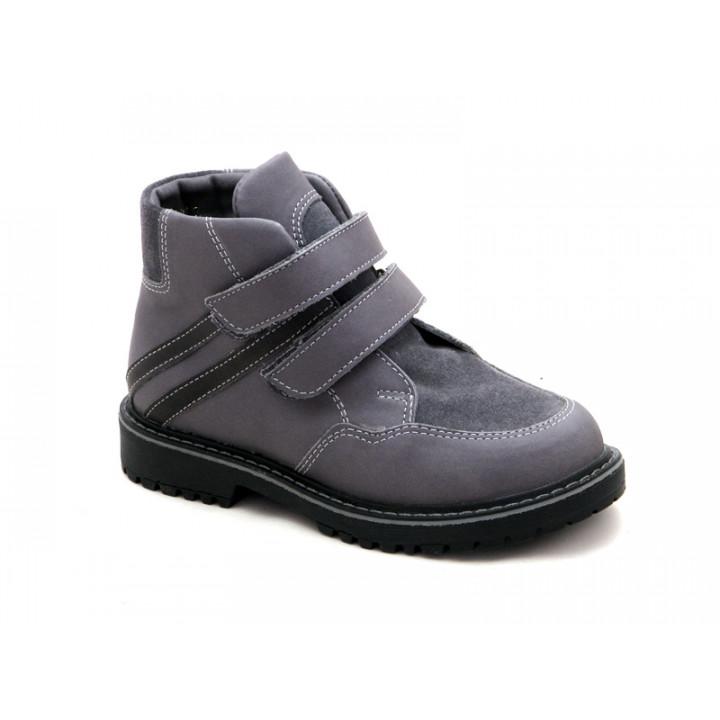Ботинки демисезонные для мальчиков Miracle Me 2717