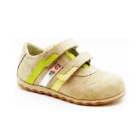 Кожаные кроссовки для детей Miracle Me 3815  (23-26р.)