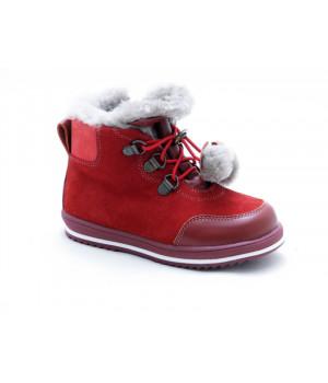 Зимові черевики для дівчинки Miracle Me 4616 (22-27р.)