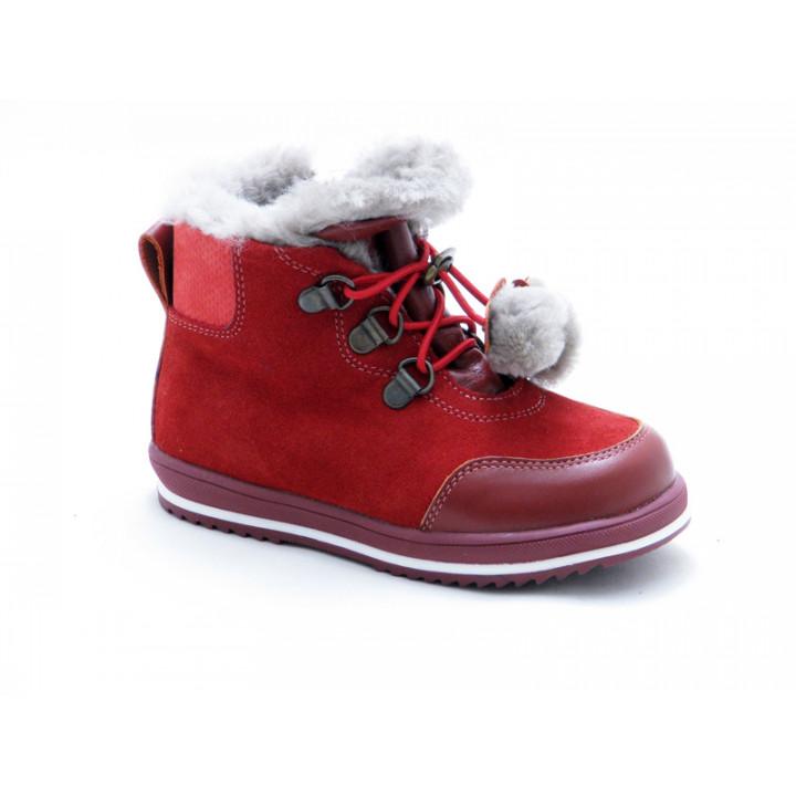 Зимові черевики для дівчинки Miracle Me 4616