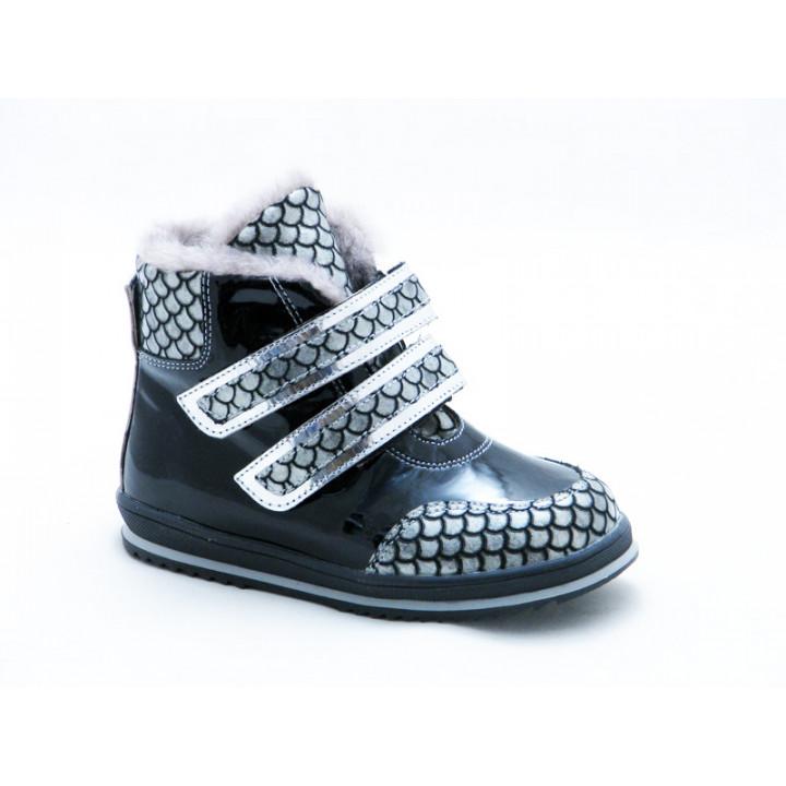 Зимові черевики для дівчинки Miracle Me 4716