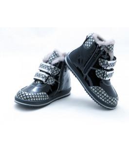 Зимові черевики для дівчинки Miracle Me 4716 (22-27р.)