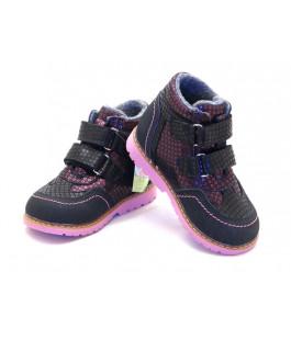 Ортопедичні профілактичні демісезонні черевики з жорстким задником ORTHOBE 220v (23-31р.)