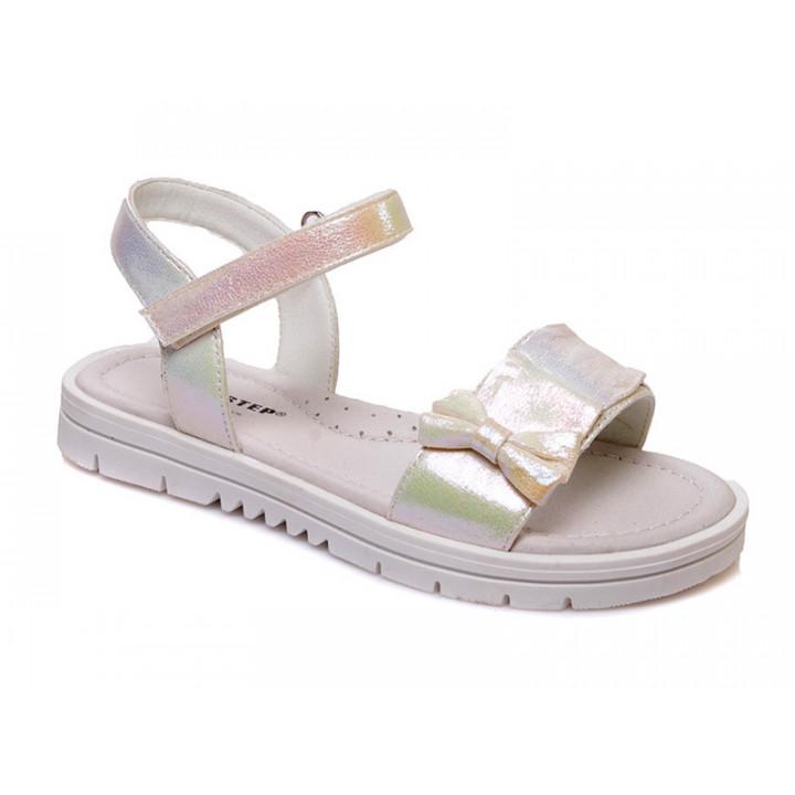 Купить стильные босоножки для девочек СКАЗКА WeeStep R522851066 W