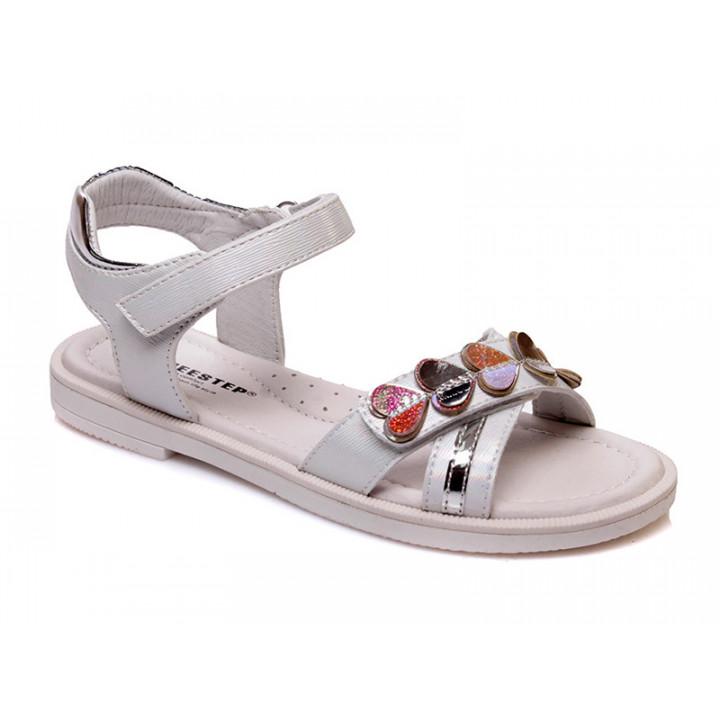 Купить стильные босоножки для девочек СКАЗКА WeeStep R525951072 W