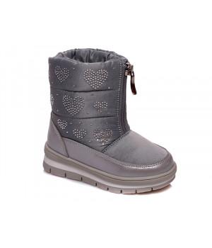 Зимові термо чобітки для дівчинки WeeStep 520957011 S (22-26р.)