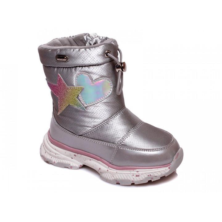 Купить термо сапожки для девочек WeeStep 919757048 S