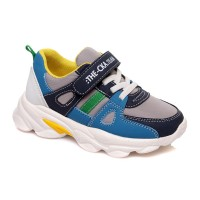 Стильні кросівки для хлопчика СКАЗКА WeeStep R003833991 BL (27-32р.)