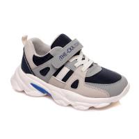 Стильные кроссовки для мальчика СКАЗКА WeeStep R003833991 GR (27-32р.)