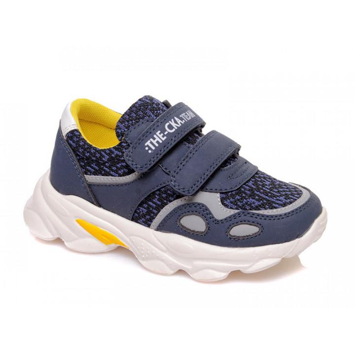 Купить стильные кроссовки для мальчиков СКАЗКА WeeStep R003833992 DB