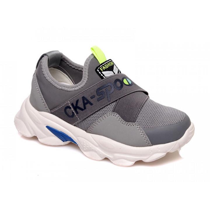 Купити дитячі стильні кросівкиСКАЗКА WeeStep R003833993 GR